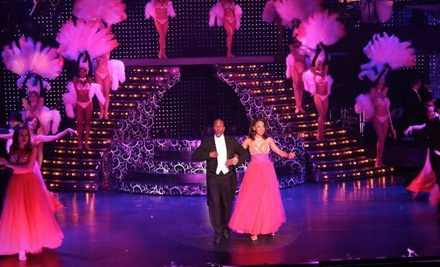 Vegas! The Show at the Saxe Theater from 4/12-10/1 at 7PM or 9PM: General-Admission for 1 - Vegas! The Show in Las Vegas