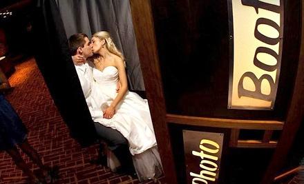 Wedding Photobooth Rental (a $1,000 Value) - Wedding Photobooth Rental in