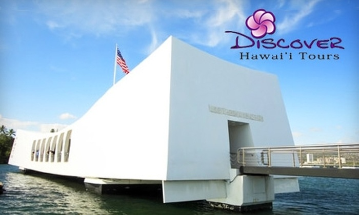 Discover Hawaii Tours - Honolulu: $20 for a Pearl Harbor and Historic Honolulu Tour from Discover Hawaii Tours ($40 Value)