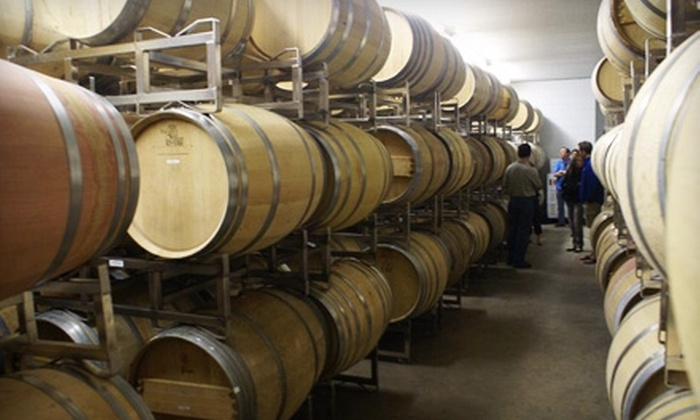 Heart of Texas Wine Tours - Horseshoe Bay: $75 for an Eight-Hour Winery Tour from Heart of Texas Wine Tours ($150 Value)