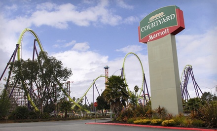 2-Night Stay for up to Four in a Standard King Room - Courtyard by Marriott Vallejo Napa Valley in Vallejo