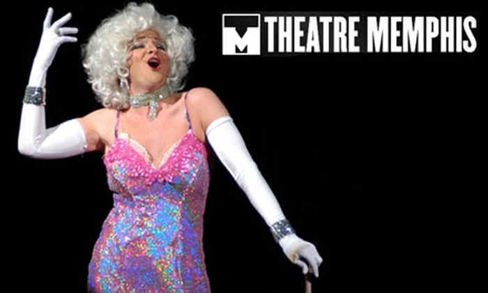 Theatre Memphis - Colonial Acres Neighborhood Association: $50 for Four Tickets for Any of the Remaining Shows in the Theatre Memphis 2010–2011 Season ($100 Value)