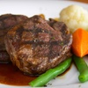 Up to 57% Off Steak-House Fare at Diamond Dave's in Kennesaw