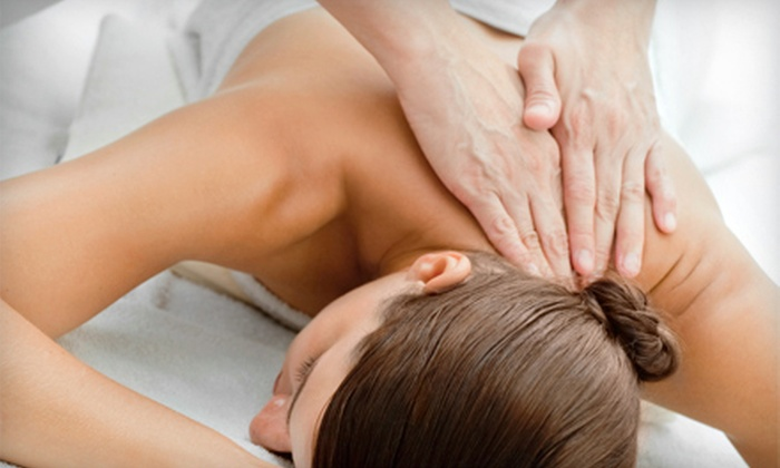 A Heavenly Body Massage - Multiple Locations: One, Two, or Four 60-Minute Fusion Massages at A Heavenly Body Massage (Up to 73% Off)