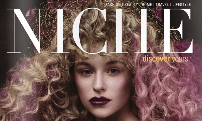 """Niche Magazine - Victoria: One- or Two-Year Subscription to """"Niche Magazine"""" (Up to 58% Off)"""