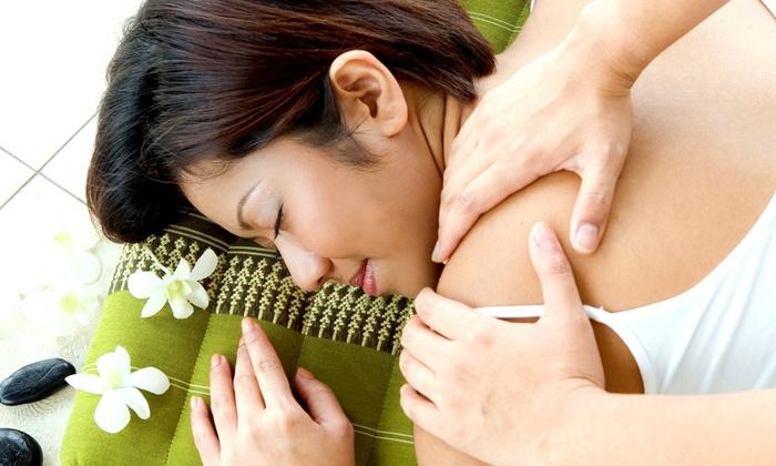 Vibe Shiatsu - Central Area: One or Three 60-Minute Shiatsu Massages at Vibe Shiatsu (Up to 56% Off)