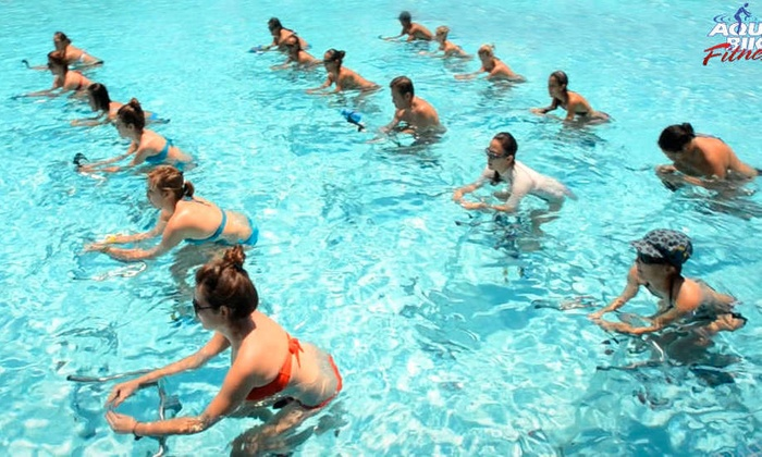 Aquabike Fitness - Whitney Ranch: One Week of Sports Camp at Aquabike Fitness (45% Off)