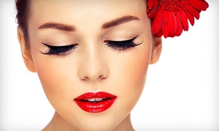 Studio A - Birmingham: Bikini Wax, Three Eyebrow Waxes with Makeup Touch-Ups, or Brazilian Wax at Studio A (Up to 58% Off)