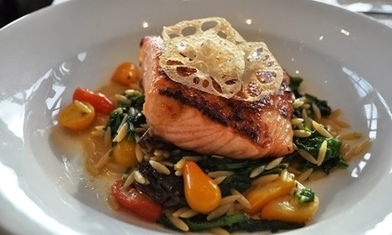 Three-Course Dinner for Two or Four at Xaviars X2O on the Hudson (Up to 44% Off). Four Options Available.