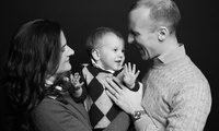 Family Makeover Photoshoot with Print at GNS London T/A The Factory Covent Garden (97% Off)