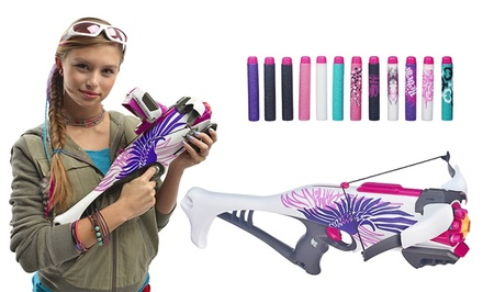 Nerf Rebelle Crossbow and Dart Refill Pack