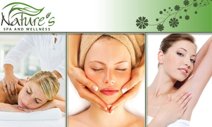 Natures Spa and Wellness - Carmel: $40 for $80 Worth of Spa Services at Nature's Spa and Wellness