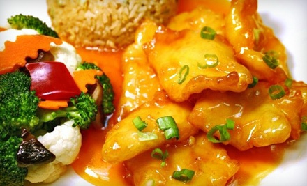 $20 Groupon to Chow's Asian Bistro - Chow's Asian Bistro in Albuquerque
