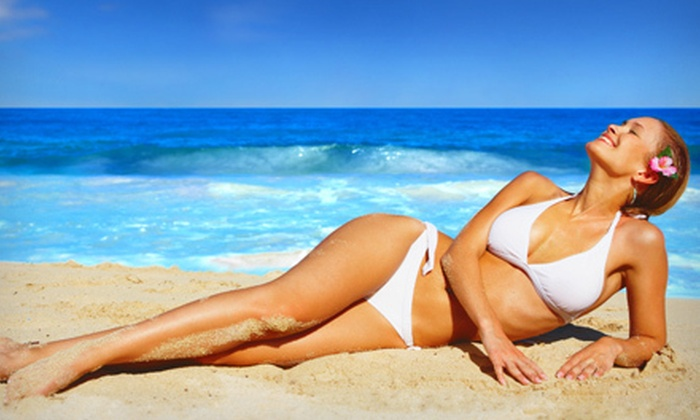 Glo Face & Body - Clovis: One or Three Airbrush Tans at Glo Face & Body in Clovis (Up to 53% Off)