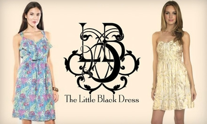 The Little Black Dress - Ladue: $70 for $150 Worth of Women's Designer Apparel and Accessories at The Little Black Dress