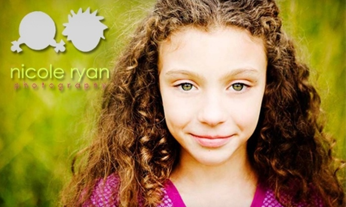 Nicole Ryan Photography - Evans: Photography Services from Nicole Ryan Photography. Choose from Two Options.