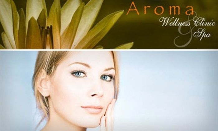 Aroma Wellness Clinic and Spa - Seaton Village: $44 for a One-Hour Rejuvenating Summer Facial from Aroma Wellness Clinic and Spa