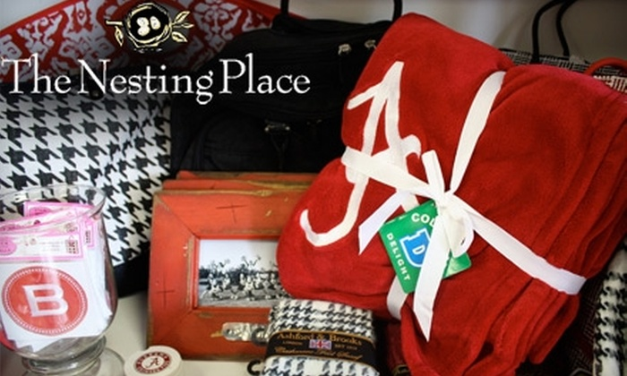 The Nesting Place - Echo Highlands: $25 for $50 Worth of Gifts and More at The Nesting Place