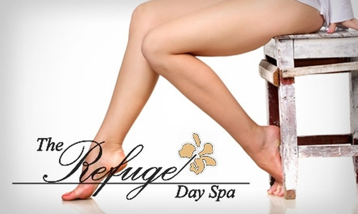 The Refuge Day Spa - Rocklin: $25 for $55 Worth of Waxing Services with Danielle at Sola Salons