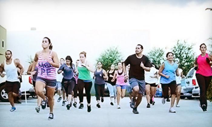 CrossFit Blueprint Miami - Doral: $29 for One Month of Unlimited CrossFit Training at CrossFit BluePrint Miami in Doral ($135 Value)