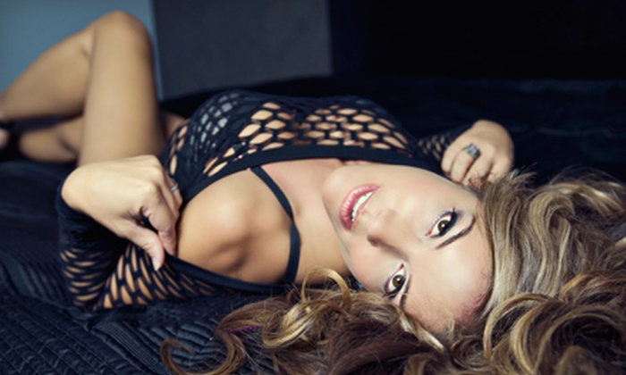 Tiffany Tagle Photography - Deer Haven: $169 for a One-Hour Boudoir Photo Shoot with Three Digital Images at Tiffany Tagle Photography ($438 Value)
