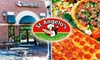St. Angelo's Pizza, Wings, & More - Vinings: $10 for $25 Worth of Pizza, Wings & More at St. Angelo's