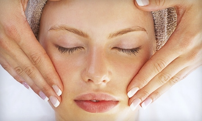 Millennium Nail and Day Spa - Tallahassee: $70 for One Photo-Light-Therapy Facial Treatment and Express Facial at Millennium Nail and Day Spa ($160 Value)