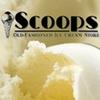 Half Off Ice Cream at Scoops