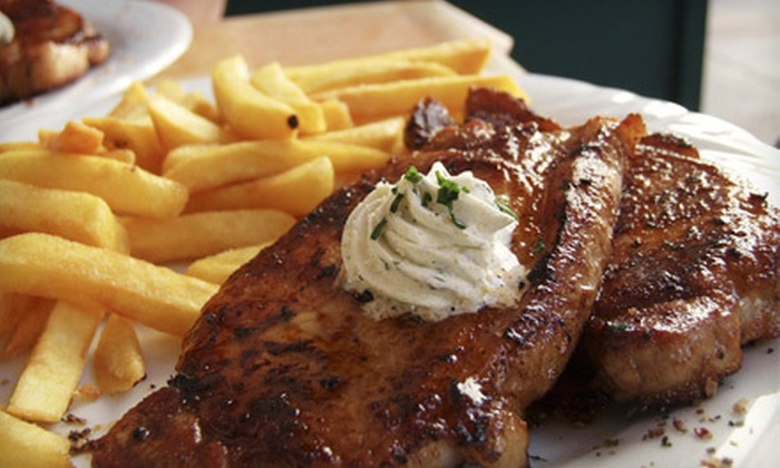 BJ Ryan's - Norwalk: Upscale Pub Fare for Two or Four at BJ Ryan's in Norwalk (Up to 58% Off)