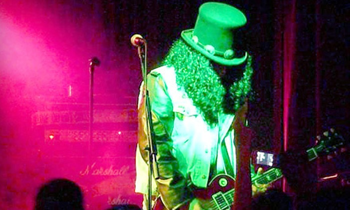 Appetite for Destruction - B.B. King Blues Club & Grill: $10 for Guns N' Roses Tribute: Appetite for Destruction at B.B. King Blues Club & Grill on April 27 at 11:30 p.m. (Up to $21.25 Value)