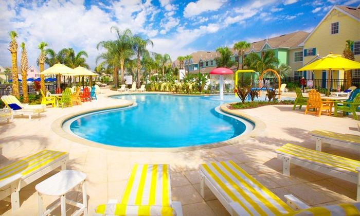 Mike Ditka's Runaway Beach Club Condo Resort  - Runaway Beach: One-Night Stay for Six at Mike Ditka's Runaway Beach Club Condo Resort in Greater Orlando