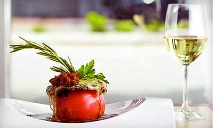 Grazie Italian Cuisine - South Beach: $20 for $40 Worth of Italian Dinner Fare and Drinks at Grazie Italian Cuisine in South Beach