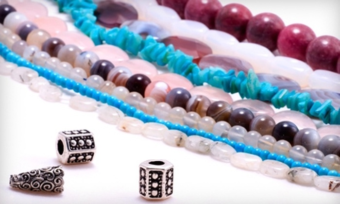 Bead It! - McMurray: $15 for Any Beading Class at Bead It! in McMurray (Up to $35 Value)