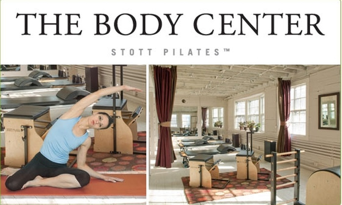 Body Center - Brookline Village: $45 for 10 Pilates Classes at The Body Center (55% Off)