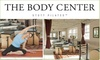 The Body Center, LLC - Brookline Village: $45 for 10 Pilates Classes at The Body Center (55% Off)