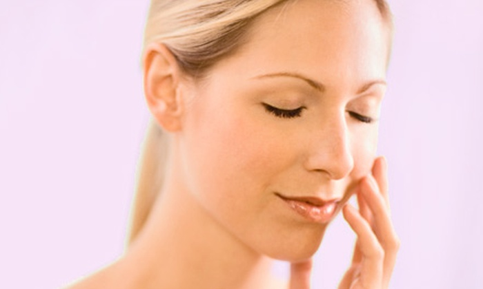 Luna's Day Spa - Multiple Locations: European Facial and Alpha-Hydroxy Peel or Vi Peel Treatment at Luna's Day Spa