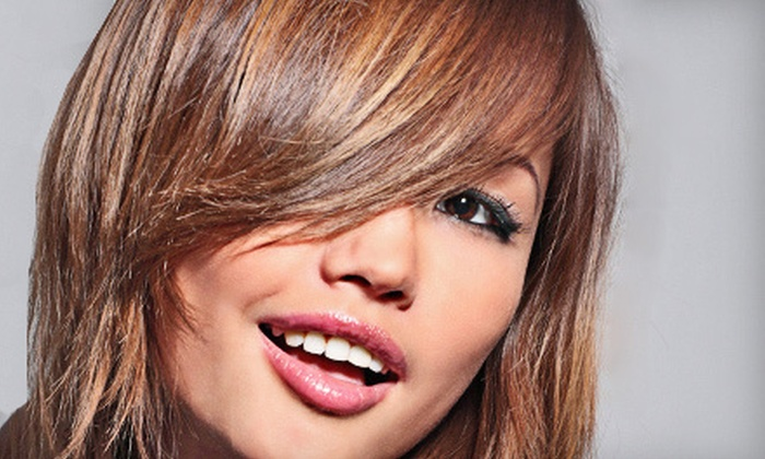 Cre 8 Salon with Shayla Classen - Derby: Haircut and Conditioning with Optional Color or Highlights at Cre 8 Salon with Shayla Classen in Derby (Up to 56% Off)