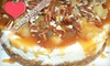 Cake This: $19 for a 10-inch Works of Art Cheesecake at Cake This ($39.99 Value)