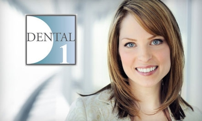 Dental 1 - Milton: $179 for a Zoom! Teeth Whitening at Dental 1 in Milton ($450 Value)