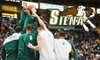 Siena Saints - Downtown: Basketball Tickets to the Siena Saints vs. the St. Peter's Peacocks. Two Options Available.