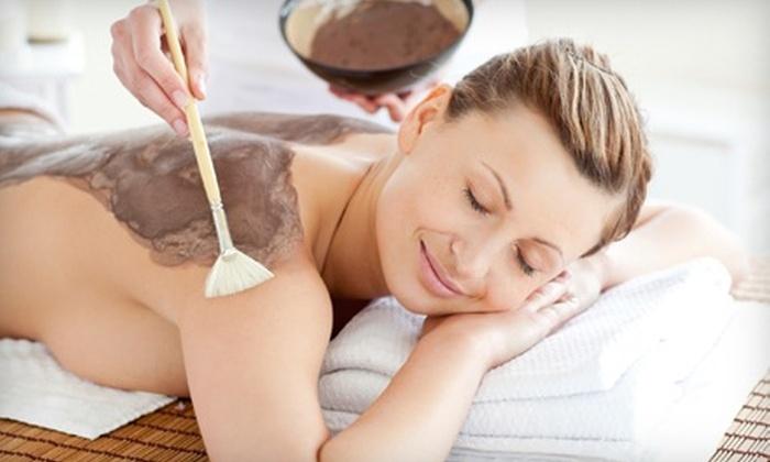 Pura Vida Wellness Spa - Pinellas Park: $50 for Soft Skin Sugar Scrub and Body Mask at Pura Vida Wellness Spa in Pinellas Park ($100 Value)