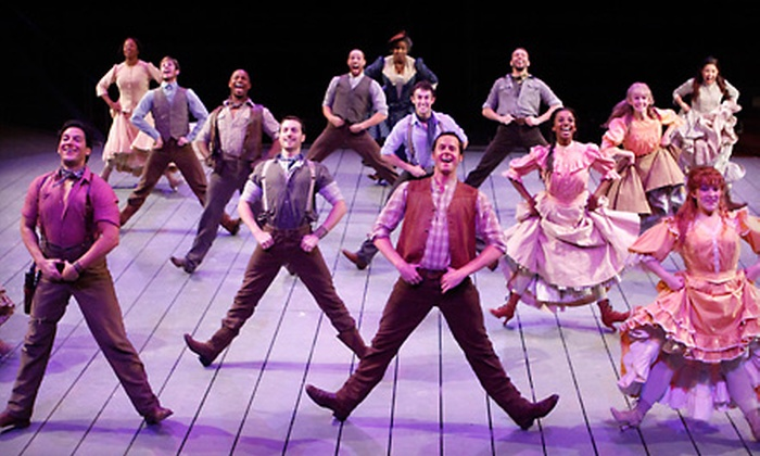 """Oklahoma - Southwest - Waterfront: One Weekend Ticket to See """"Oklahoma!"""" in the Fichlander at Arena Stage in Washington, DC. Eight Showtimes Available."""