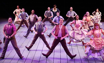 Oklahoma at the Arena Stage on Sat., Sept. 3 at 2PM: General Admission - Oklahoma in Washington