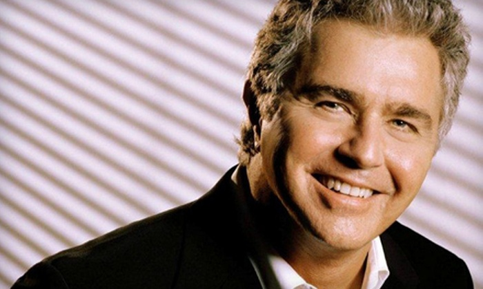 One Ticket to Steve Tyrell at Stafford Centre (Up to 51% Off). Six Options Available.