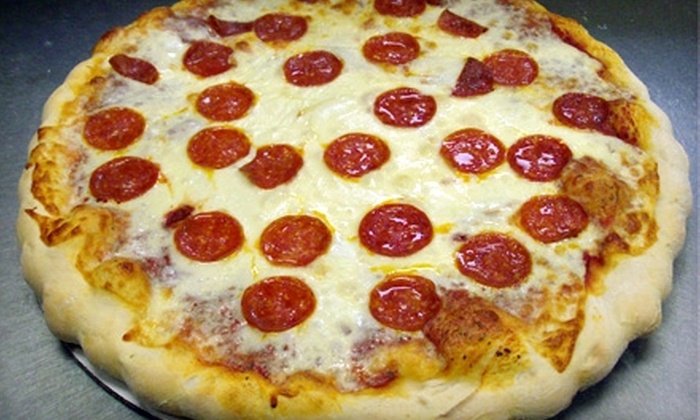 Wa-Pa-Ghetti's Pizza - Wheeling - Multiple Locations: $7 for $15 Worth of Pizza and Sandwiches at Wa-Pa-Ghetti's Pizza