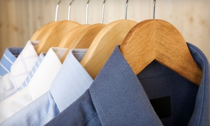 Classic Cleaners of Ocala - Multiple Locations: $10 for $20 Worth of Dry-Cleaning Services at Classic Cleaners of Ocala