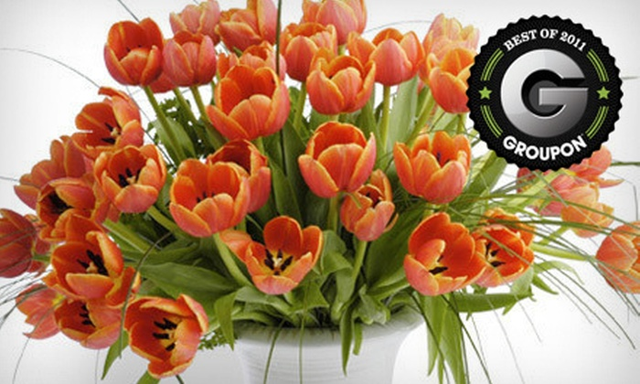 Field of Flowers - Multiple Locations: $30 for $60 Worth of Fresh-Cut Flowers and Delivery from Field of Flowers