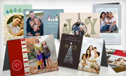 $75 Groupon Toward Holiday Cards - Picaboo in