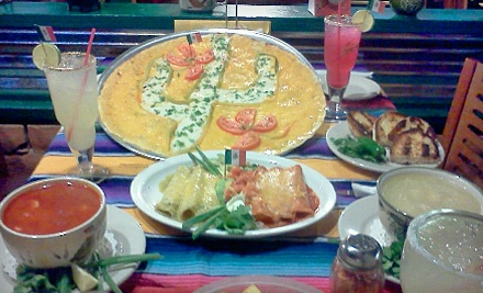 Dinner for 2 - El Saguarito in Tucson