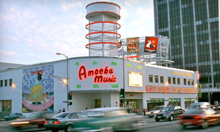 Amoeba Music Hollywood - Hollywood: $15 for $30 Worth of New and Used CDs, Vinyl, DVDs, and Collectibles at Amoeba Music in Hollywood
